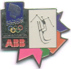 ABB Pictogram Freestyle Lillehammer OL 1994