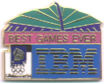 IBM Best games ever Vikingskipet Lillehammer OL 1994