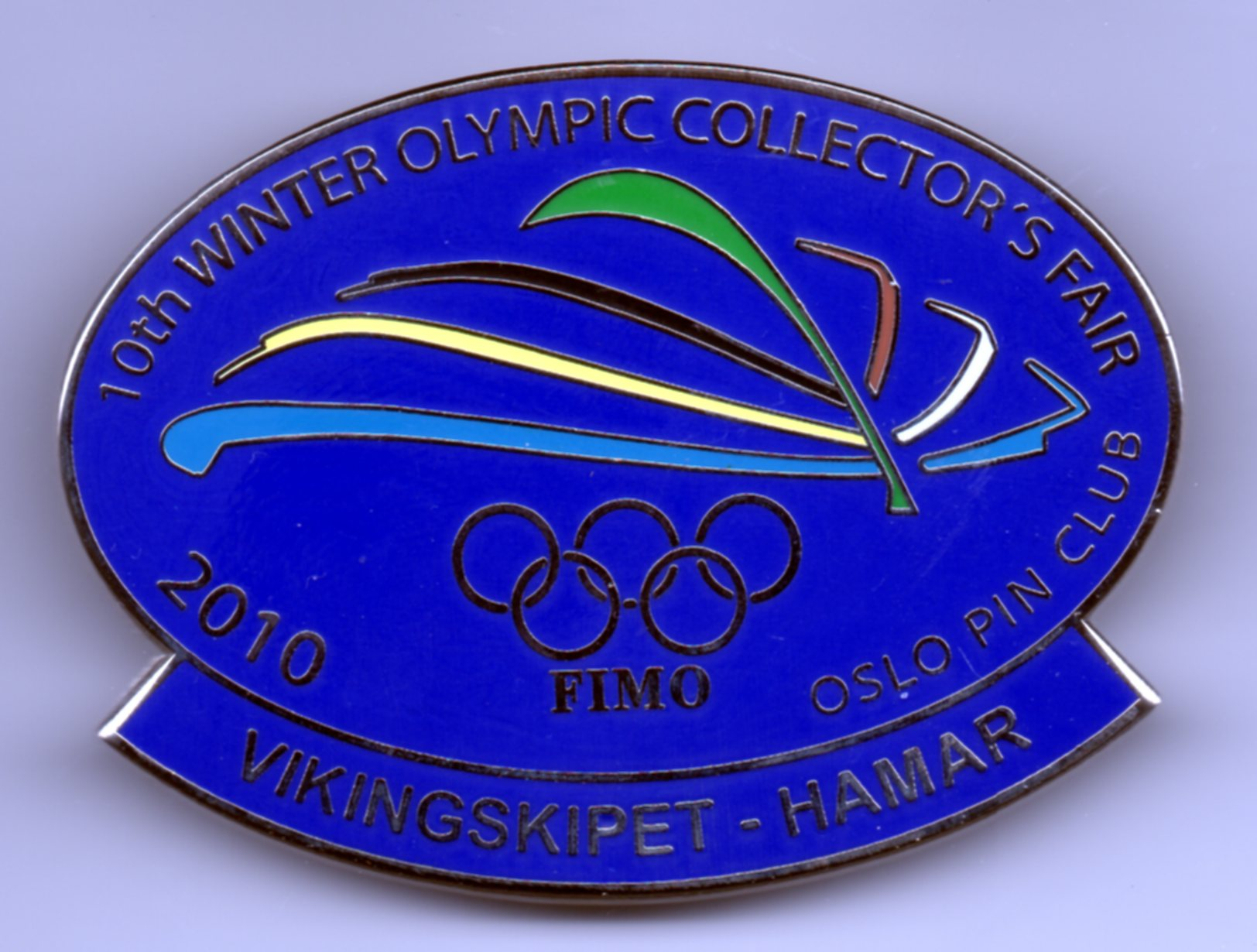10th International Winter Olympic Collector`s Fair 2011 STOR