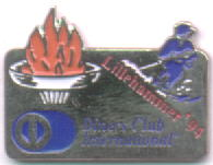 Diners club international Lillehammer OL 1994