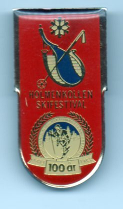 Holmenkollen 1983 - swivel pin