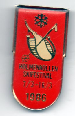 Holmenkollen 1986 - swivel pin