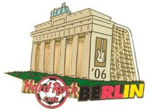 Berlin Brandenburger Tor Football Gate 2006