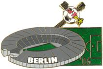 Berlin Olympia stadium football 2006
