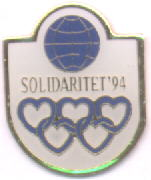 Solidaritet `94 - white