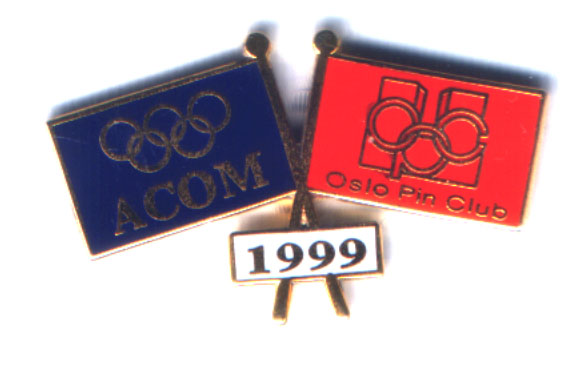 ACOM Oslo Pin Club 1999