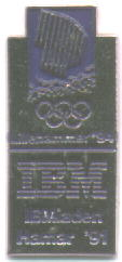 IBM-iaden no backstamp - Lillehammer 1994