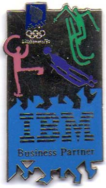 IBM Business Partner Lillehammer OL 1994