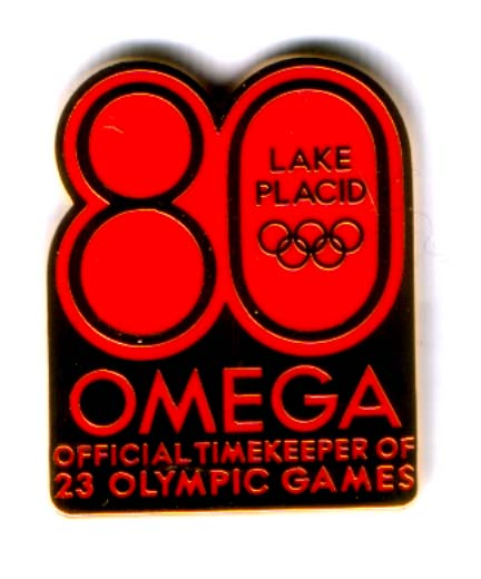 Beijing Omega Lake Placid 1980
