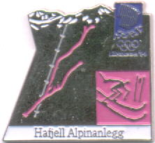 Hafjell alpine skiing venue