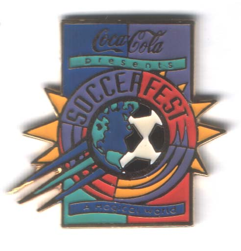 Coca Cola presents SOCCERFEST