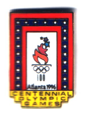 Atlanta 1996 Centennial olympic games