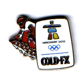 Vancouver 2010 Cold-FX Snowboard
