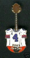 Cleveland AALL HRC #4 Jersey Guitar
