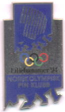 Norsk Olympisk pinsklubb (Norwegian Olympic pin club)