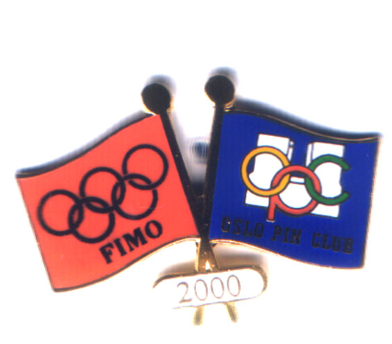 FIMO Oslo Pin Club 2000