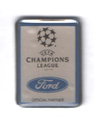 Champions League FORD white
