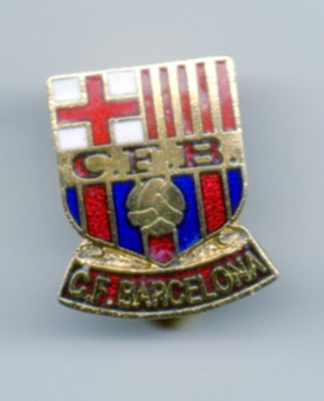 Barcelona C.F.B  swivel back