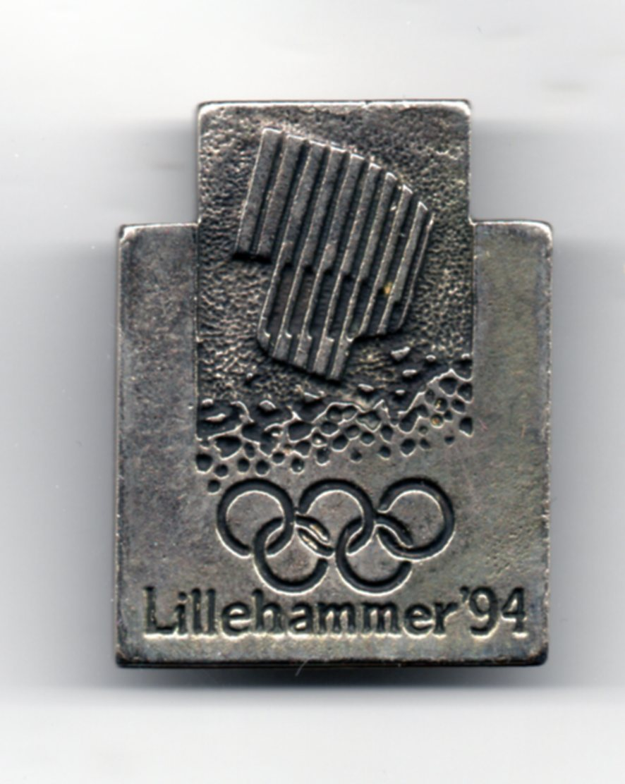 Pewter from pullover Lillehammer