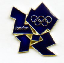 Logo pin London 2012
