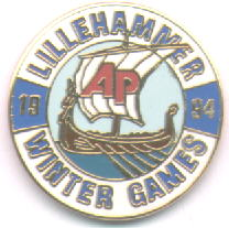 Associated Press AP Lillehammer 1994