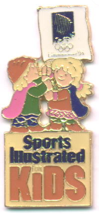 Sports Illustrated KIDS - Lillehammer 1994