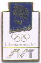 SVT Swedish TV Lillehammer 1994