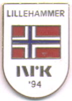 NRK `94 with the norwegian flag