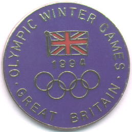 Great Britain Lillehammer OL 1994