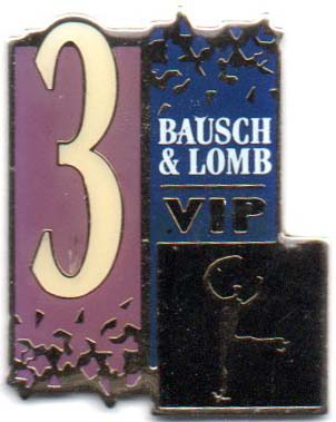 Bausch & Lomb VIP 3 Figure skating