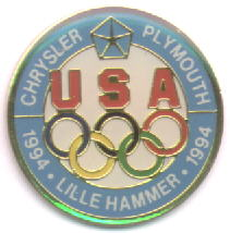 USA Chrysler / Plymouth Lillehammer 1994