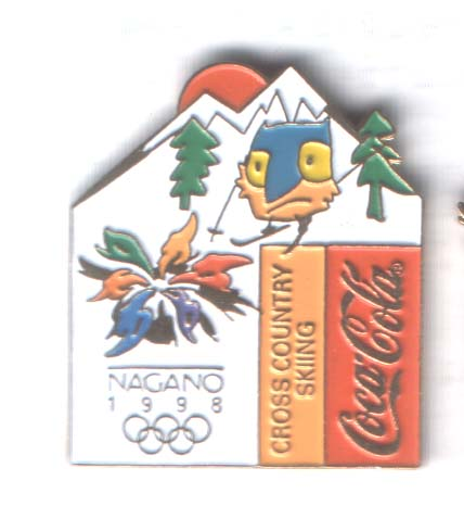 Nagano 1998 Coca Cola Cross Country