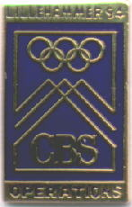 CBS Operations Lillehammer OL 1994
