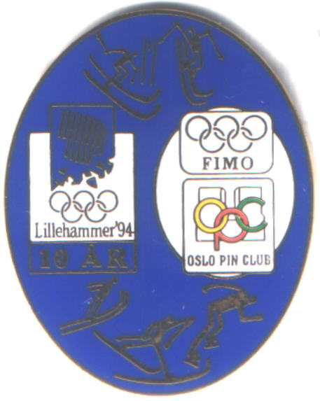FIMO Oslo Pin Club 2004