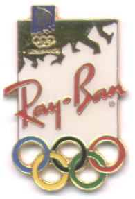Bausch & Lomb Ray-Ban with big rings