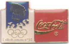 Coca Cola wide with thin frame