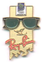 Bausch & Lomb Ray-Ban smal gull