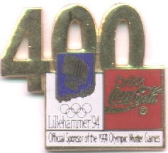 Coca Cola 400 days to go. Big numbers