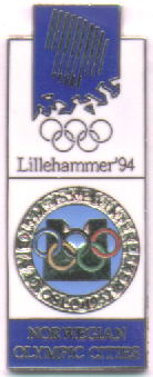 Lillehammer / Oslo - Norwegian Olympic Cities