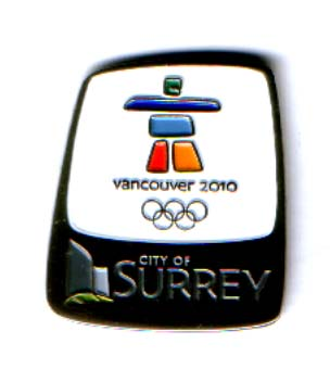 Vancouver 2010 City of Surrey