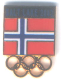 NOK pin Norge Salt Lake City