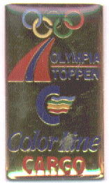 Olympiatoppen Color Line CARGO