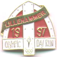 Olympic Day Run 1997