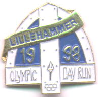 Olympic Day Run 1998