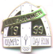 Olympic Day Run 1999