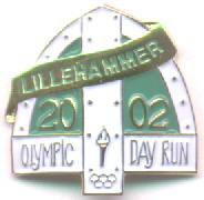 Olympic Day Run 2002