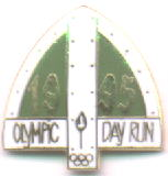 Olympic Day Run 1995