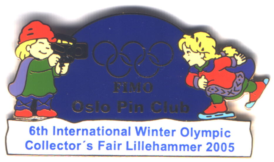 6th International Winter Olympic Collector`s Fair 2005 STOR