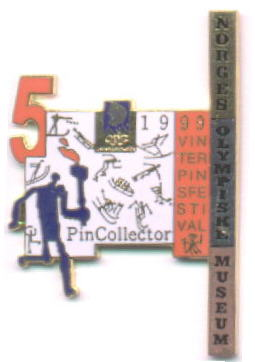 Pin Collector '99