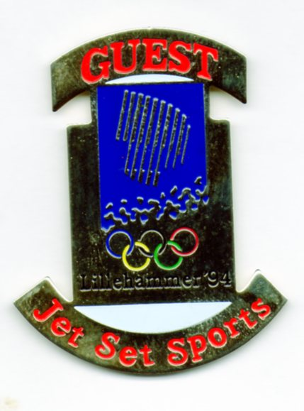 Jet set Sports Guest Lillehammer OL 1994